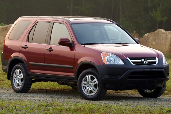 2002-2006 Honda CR-V: Used Car Review featured image large thumb0