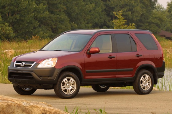 2002-2006 Honda CR-V: Used Car Review featured image large thumb1