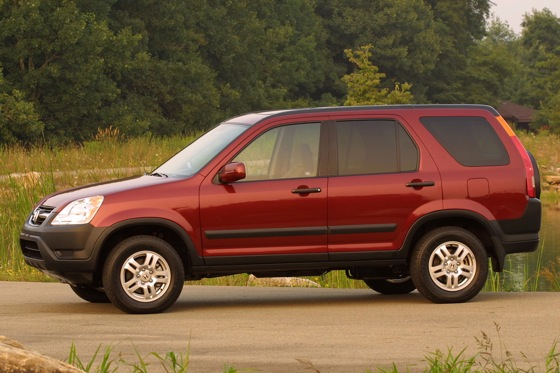 2002-2006 Honda CR-V: Used Car Review featured image large thumb2