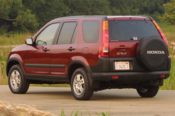 2002-2006 Honda CR-V: Used Car Review featured image large thumb3