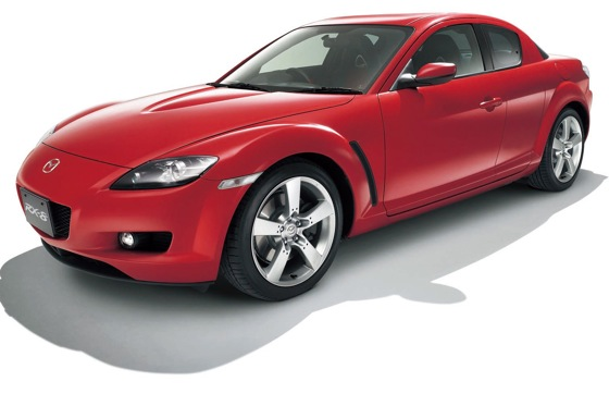 2004-2011 Mazda RX-8: Used Car Review featured image large thumb1