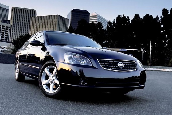 2002-2006 Nissan Altima - Used Car Review
