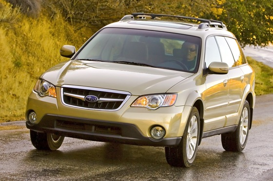 2005-2009 Subaru Outback - Used Car Review featured image large thumb0