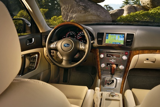 2005-2009 Subaru Outback - Used Car Review featured image large thumb2