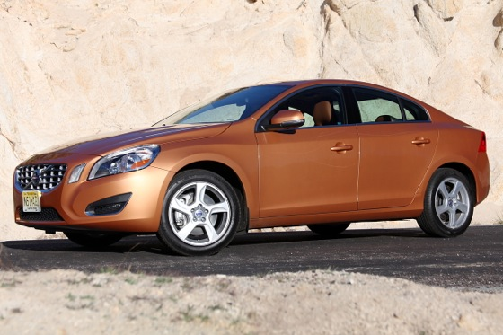 2012 Volvo S60: A Touch of Linsanity