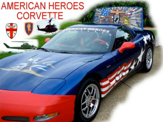 For Sale on AutoTrader: American Heroes Corvette