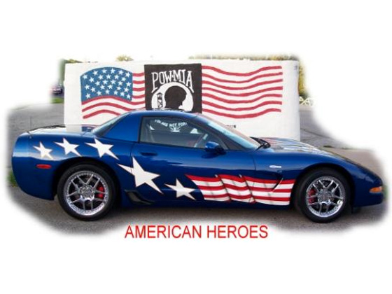 For Sale on AutoTrader: American Heroes Corvette featured image large thumb2
