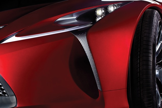 Lexus Gives Sneak Peak of Coupe Concept featured image large thumb1