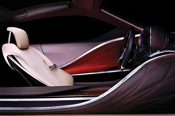 Lexus Gives Sneak Peak of Coupe Concept featured image large thumb2