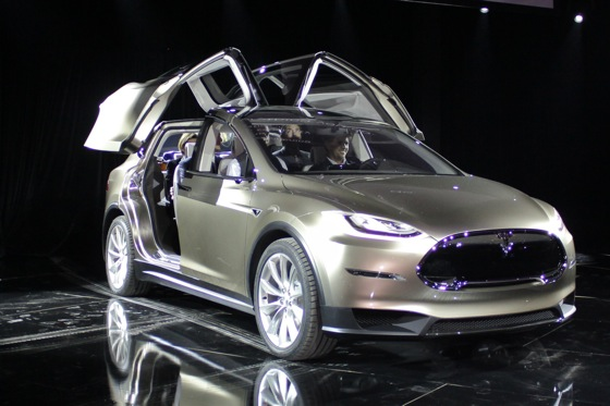 2013 Tesla Model X Unveiled featured image large thumb7