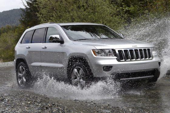 5 SUVs that Can Still Go Off-Road