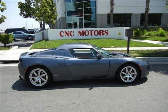 Two Tesla Roadsters Owned by Red Hot Chili Peppers: For Sale on AutoTrader featured image large thumb1