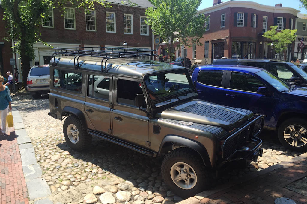Nantucket SUVS