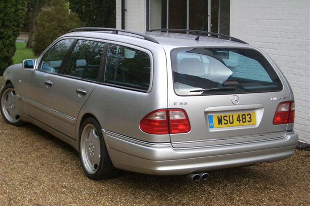 Mercedes-Benz E55 Wagon