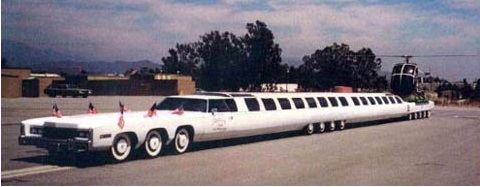 Worlds Longest Limousine