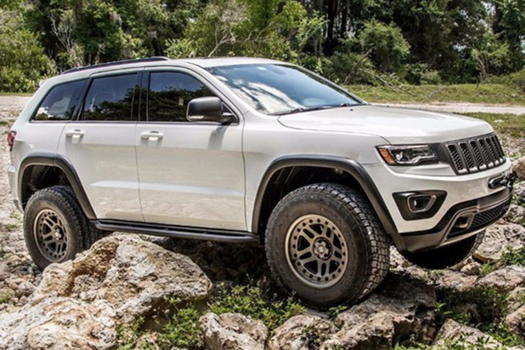 2014 Jeep Grand Cherokee Off-Roader