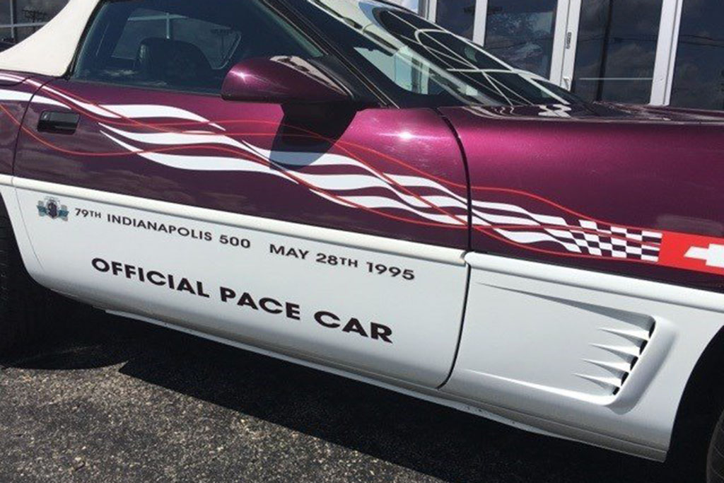 Indianapolis 500 Pace Car Editions