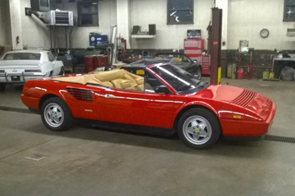 1988 Ferrari Mondial - $33,995