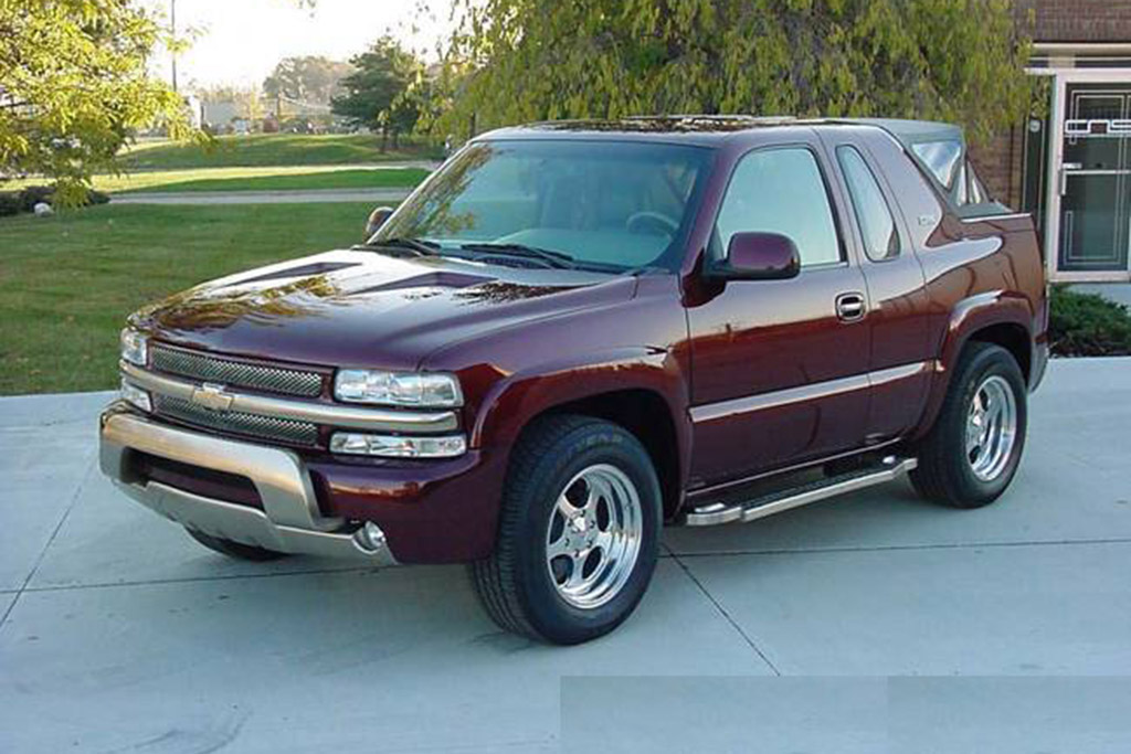 2000 Chevrolet Tahoe 2-Door