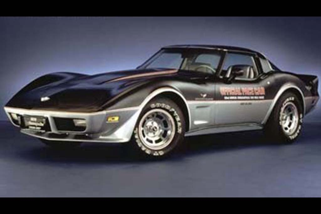 1978: 25th Anniversary C3 Coupe