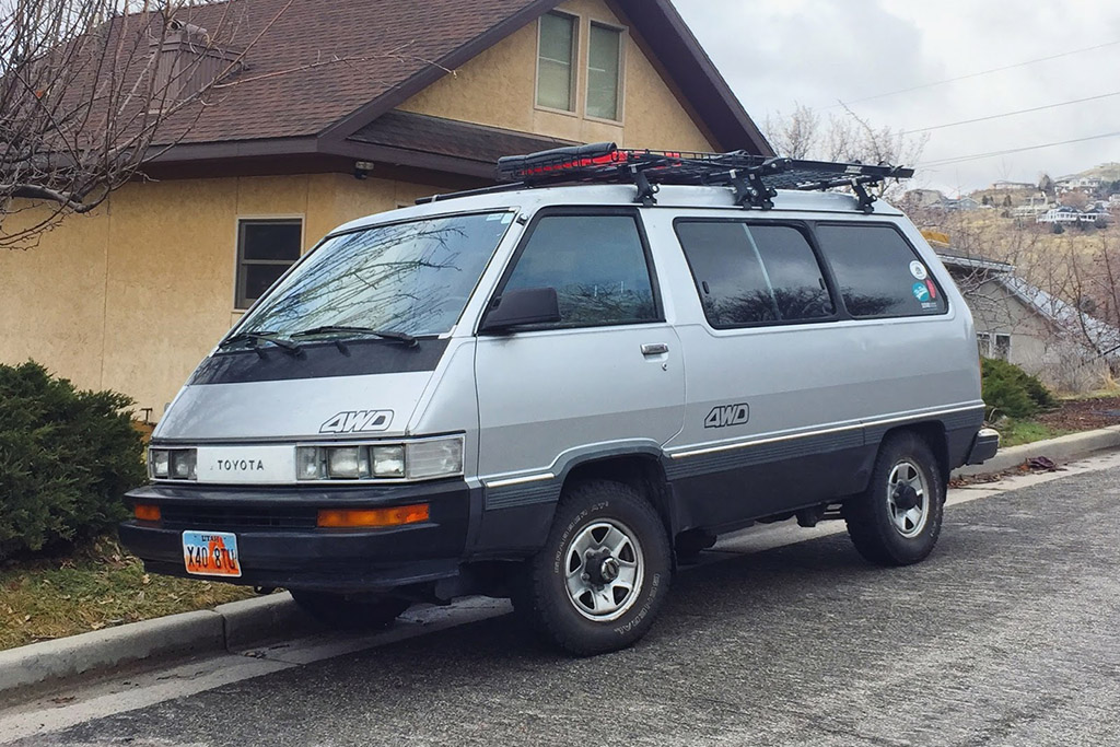 Quirky Mountain West 4WD