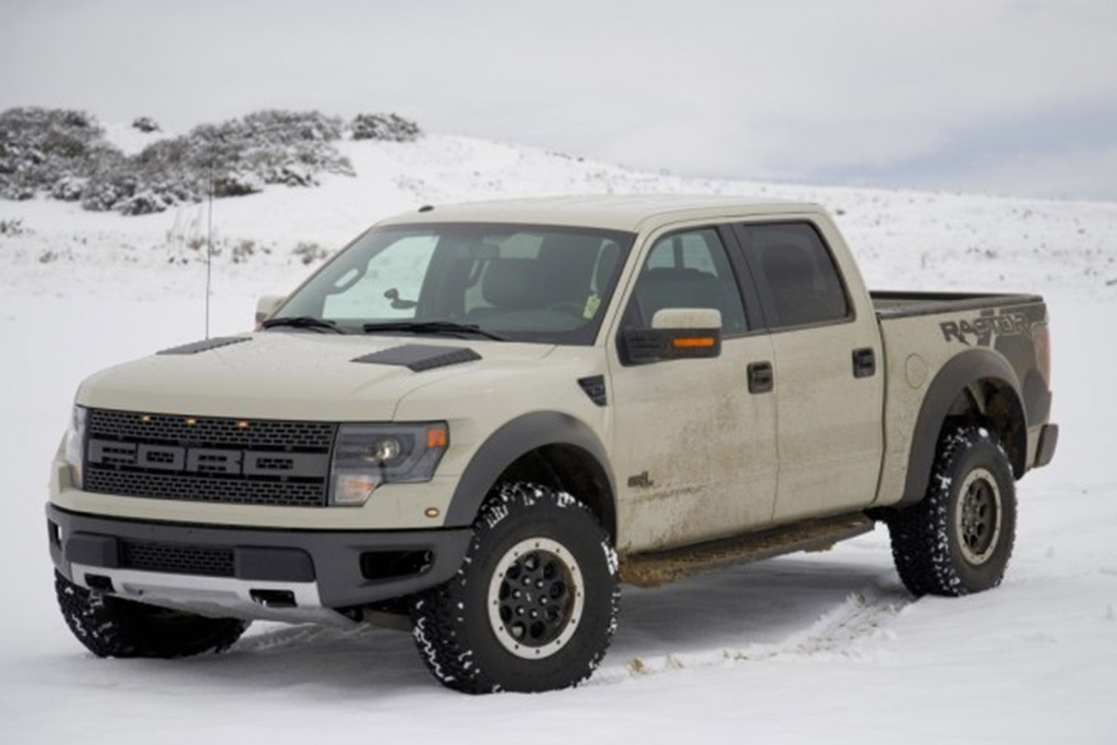 First-Generation Ford Raptor (2010-2014)