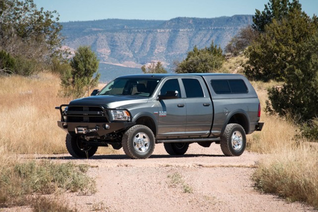 "Fourth-Generation Dodge/RAM 2500 ""Power Wagon"" (2010-Present)"
