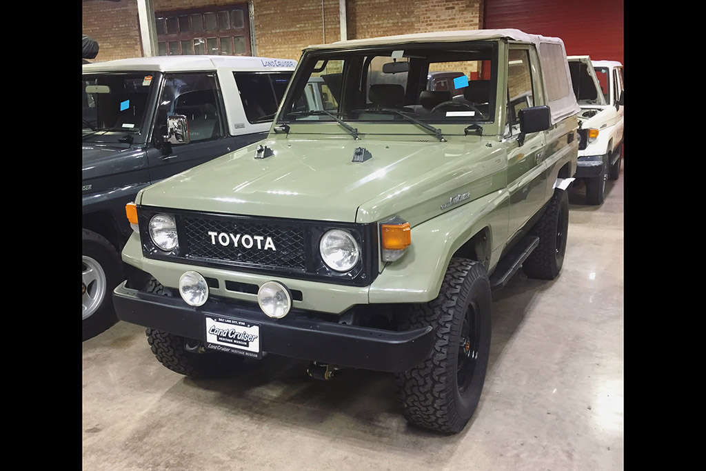 1988 South American Market FJ73 FST