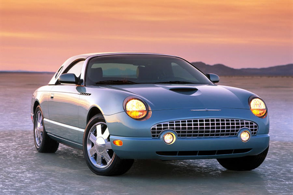 2000s Ford Thunderbird