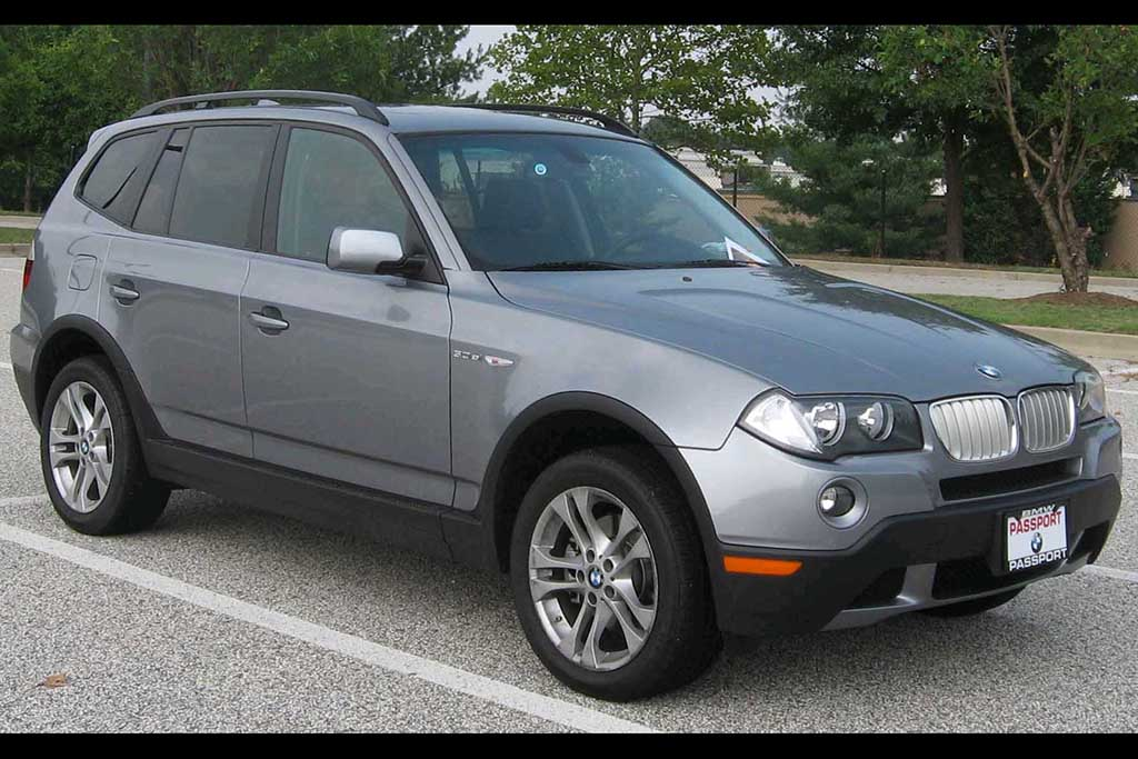 BMW X3 Manual Transmission