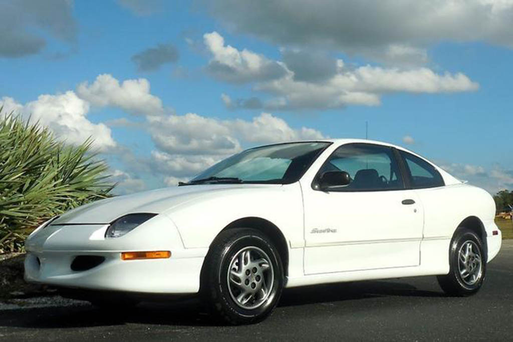 1999 Pontiac Sunfire Coupe