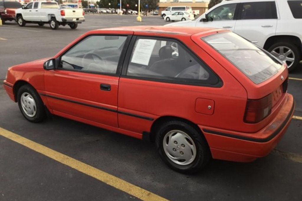 1994 Hyundai Excel for $700