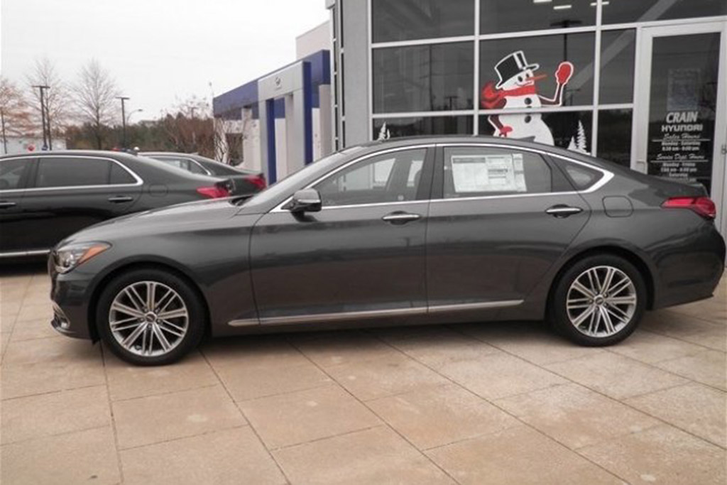 2018 Genesis G90 for $76,712