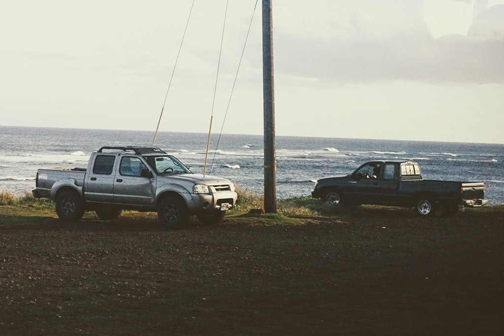 Midsize Pickups in Kauai