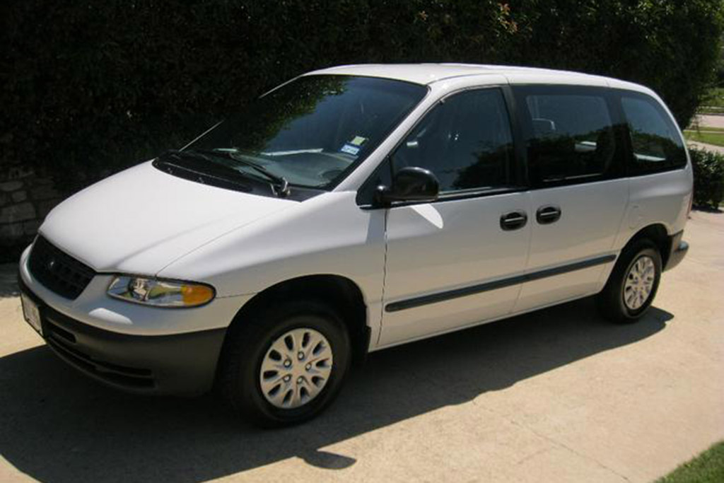 1997 Plymouth Voyager With 21,000 Miles