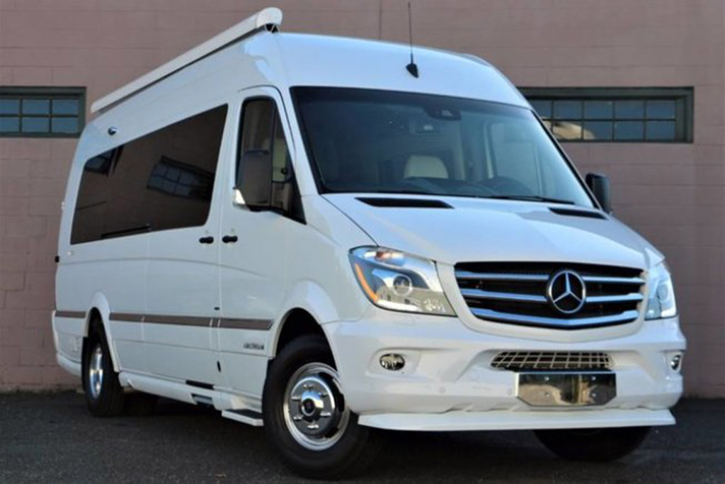 2016 Mercedes-Benz Sprinter Luxury Van -- $134,995