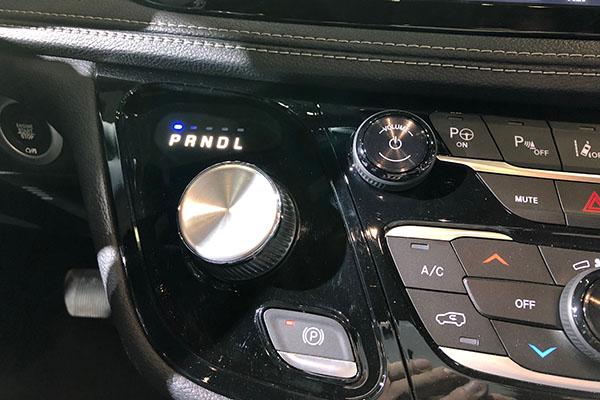 Chrysler Pacifica Dial