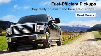 Fuel-Efficient Trucks
