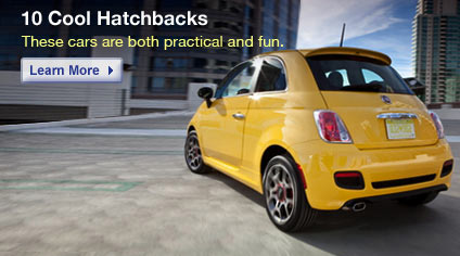 Cool Hatchbacks