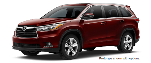 Toyota vehicles Nationwide ,
