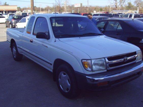 1999 Toyota Tacoma 2wd 1999 Toyota Tacoma-0