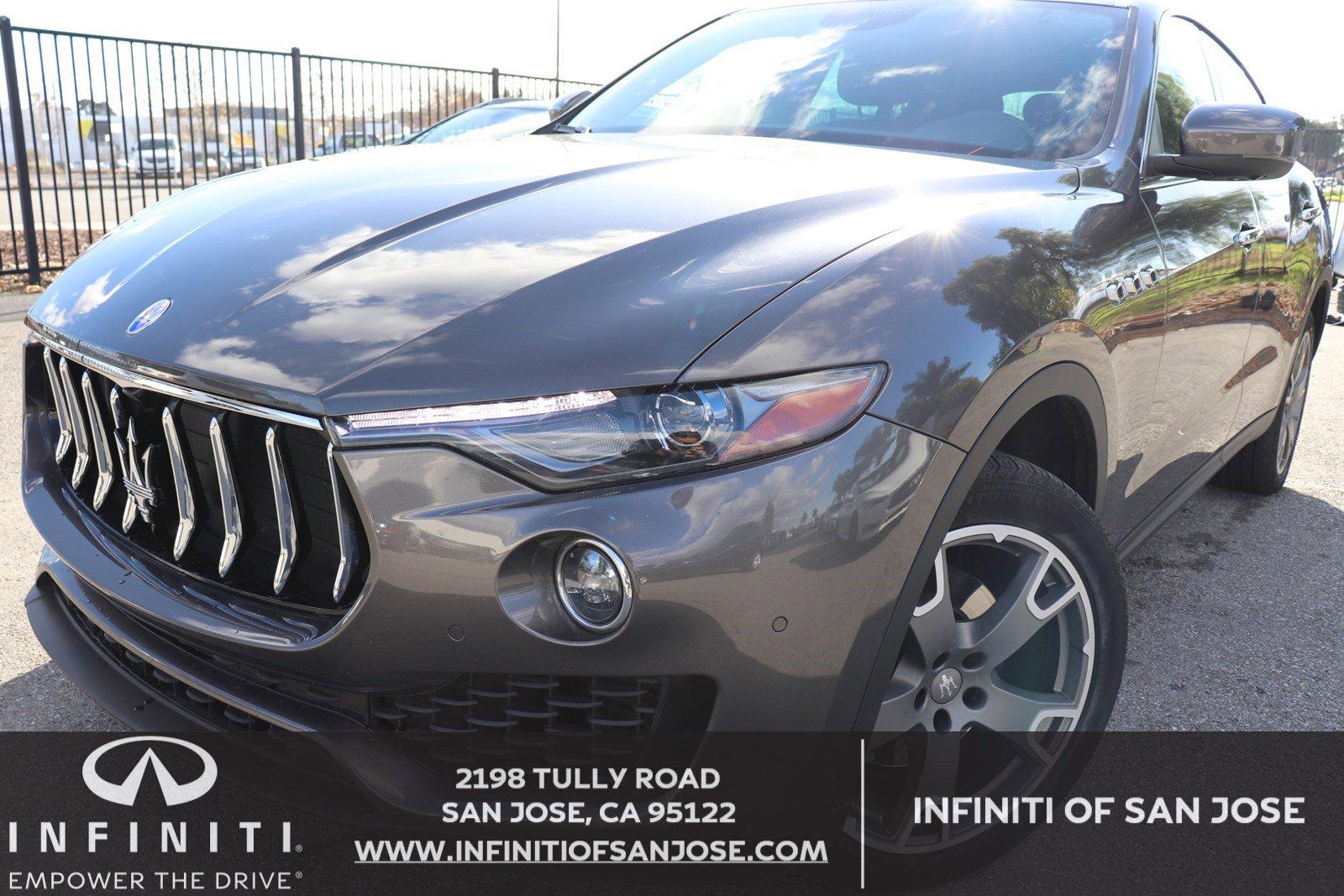 2017 Maserati Levante  image