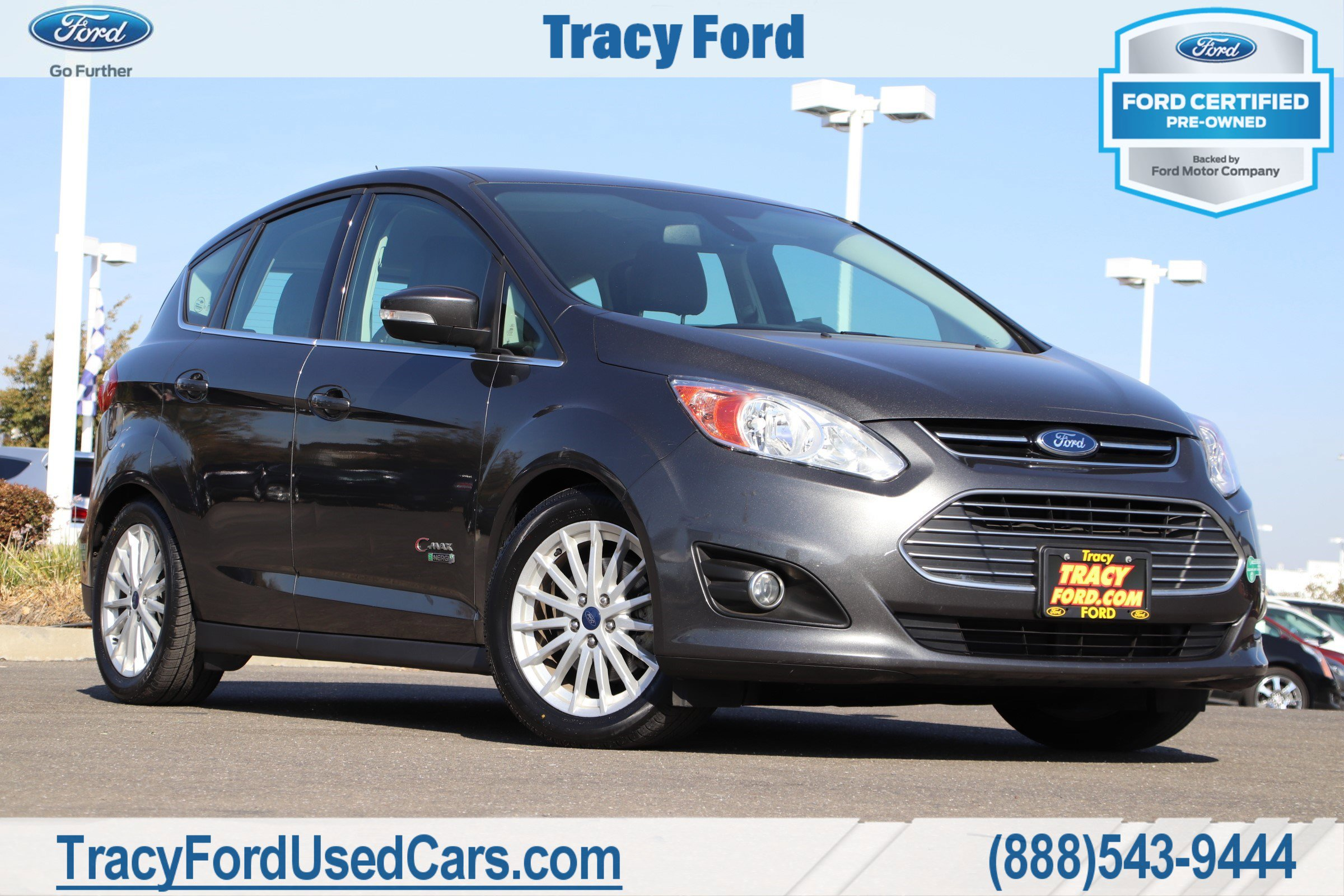 2016 Ford C-MAX SEL image