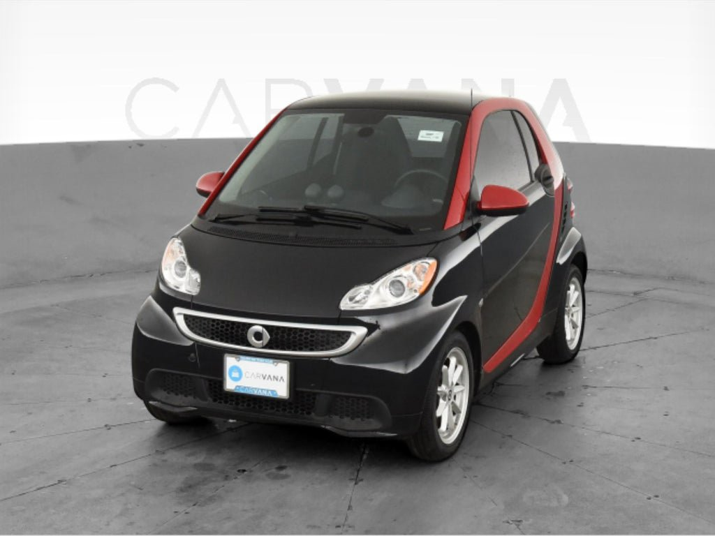 2015 smart fortwo electric drive Coupe image