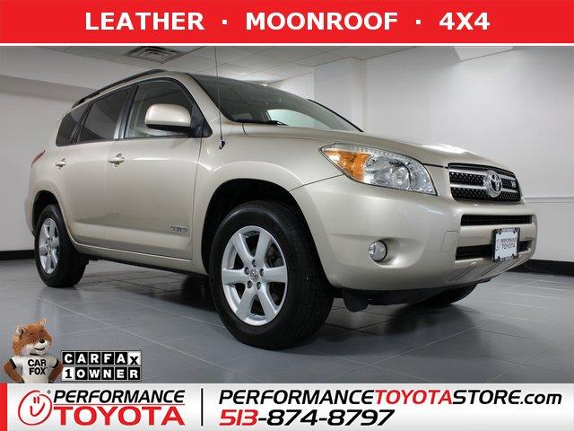 2008 Toyota RAV4 Limited image