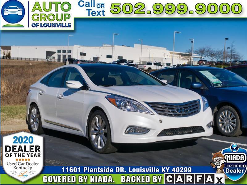 2013 Hyundai Azera Limited image