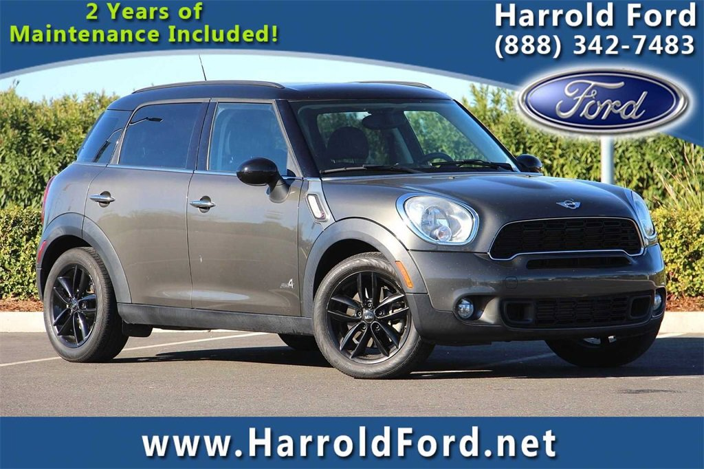2012 MINI Cooper Countryman S ALL4 image