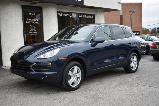 Porsche Cayenne Under 500 Dollars Down