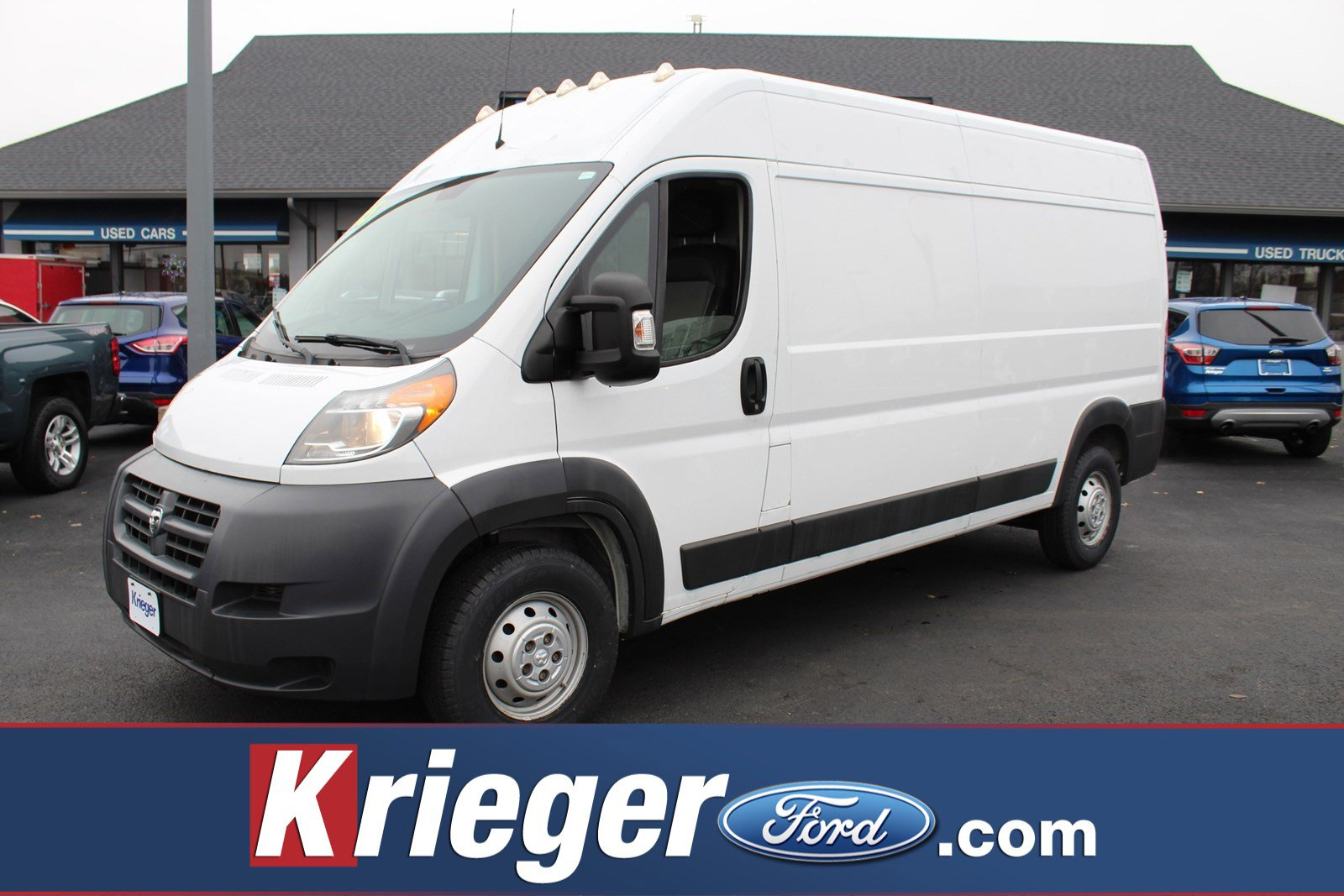 2015 RAM ProMaster 3500 159 High Roof image