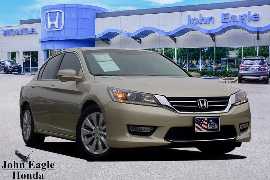 2013 Honda Accord EX-L image